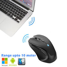 Bluetooth Wireless Mouse Computer Optical Mice For PC Mac Android IOS Tablets