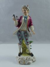 Lovely Vintage Martha Budich Dresden Germany Porcelain Figure