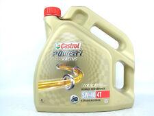 Castrol Power 1 Carreras 5w-40 4t ACEITE 5w40 PARA MOTOS DE BMW KAWASAKI 1x