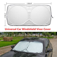 Car Auto Front Windows Protection Windshield Cover UV Sun Visor Shade 150*70cm