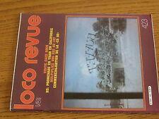 1µ? Revue Loco Revue n°423 Usine ROCO 2D2 5500 BB 71000 Appareil voie sur mesure