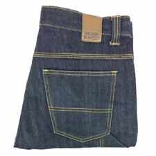 Anchor Blue easy carpenter jeans 34x30 mens denim blue dark wash A11-2