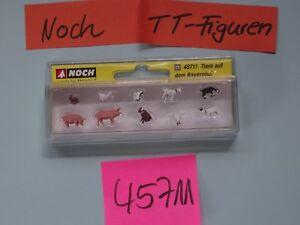 Noch TT Artikel 45711 Tiere auf dem Bauernhof   Figurensatz    Neuware /OVP