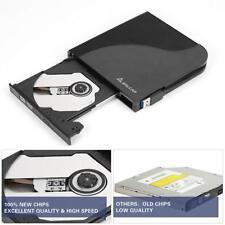 USB 3.0 Externe DVD/CD Laufwerk CD DVD-RW Brenner Extern Notebook PC Netbook NEU