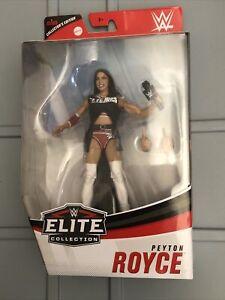 WWE Elite Walmart Peyton Royce Raw Collector's Edition