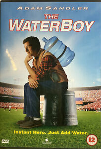 The Waterboy (DVD, 1999) Region 2 PAL Comedy