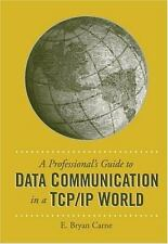 A Professional's Guide to Data Communication in a TCP/IP World (Artech House Te