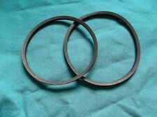 New V Belt Set For Ironsmith 38-94000 Drill Press 2 Belt Set Iron Smith 38-9400