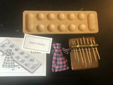 New ListingAmerican Girl Addy's Mancala Game- Pleasant Company