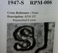 1947 s/s RPM #6 ERROR CH BU Roosevelt Dime SUPER NICE Flashy SILVER Coin  NR