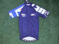BNWT ~ Z3ROD ZEROD GBR ELITE & groupe d'âge British Triathlon SS Cyclisme Jersey XS