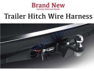 Genuine OEM Honda Pilot Trailer Hitch Wire Harness 2016-2019    (08L91-TG7-100)