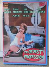 THE OLDEST PROFESSION (DVD ) VERY RARE 1967 RAQUEL WELCH BRAND NEW