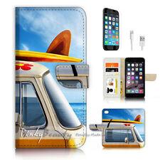 ( For iPhone 6 Plus / iPhone 6S Plus ) Case Cover P3351 Kombi Van