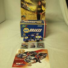 Ron Hornaday Autograph NAPA Breaks Diecast Hero Cards NAPA Camping World signed