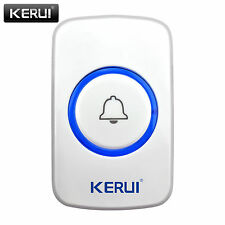 433MHz Wireless SOS/Panic/Doorbell Button emergency For KERUI Alarm System