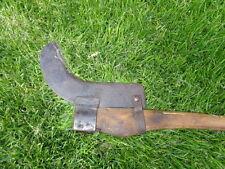 Vintage Axe Kelly Brush Bush Hook Axe Scythe Wood Handle ~  West Virginia