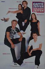 GZSZ - A3 Poster (ca. 42 x 28 cm) - Jeanette Biedermann Clippings Fan Sammlung