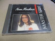 "CD ""MASTER SERIE : NANA MOUSKOURI, VOLUME 2"""