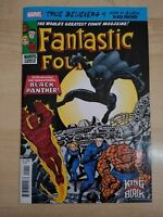 Fantastic Four #52 True Believers #1 Reprint 1st Black Panther King Marvel Comic