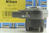 【Top Mint】 Nikon AS-17 TTL Flash Unit Coupler for F3 From Japan #673