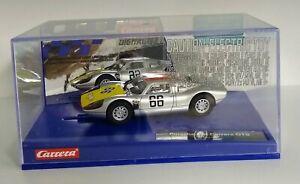 Carrera Digital 132 30902 Porsche 904 Carrera GTS, #66 1/32 Slot Car with lights