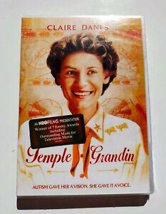 Temple Grandin DVD Drama Movie - US IMPORT Region 1 - NEW SEALED - FREE POST
