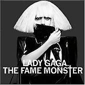 Lady Gaga : The Fame Monster CD Deluxe Album 2 discs (2009)