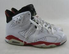 "Air Jordan 6 Retro ""Bulls 384664 102 Year:2010 White/Varsity Red-Black Size 7.5"