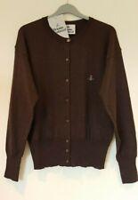 Vivienne Westwood Brown Cardigan Size XL BNWT