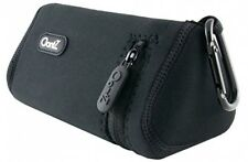 OontZ Angle 3 Bluetooth Speaker Official Carry Case w/ Aluminum Carabiner Black