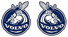 Volvo Viking Décalque/Autocollant Camion Voiture