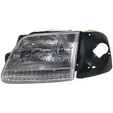 NEW HEAD LAMP ASSEMBLY FITS 1997 FORD F150 FRONT LEFT 12704895 FO2502142