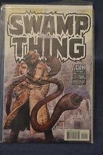 Swamp Thing v4 issue 12 DC Vertigo Comics by Joshua Dysart & Enrique Breccia