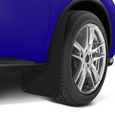 LARGE Wide BLACK Mud Flaps Splash Guards fits SSANGYONG MUSSO (MF3)