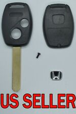 NEW for 2011 - 2012 Honda Odyssey WITHOUT chip holder Remote Key Fob Shell 3 Btn