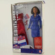 Mattel - Barbie Doll - 2000 President Barbie (African American) *NM Box*