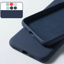 Shockproof Rubber Liquid Silicone Case Cover For Samsung Galaxy S20 FE S10 S9 S8