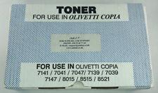 Toner For Olivetti Copia 7141/7041/7047/7139/7039/7147/8015/8515/8521