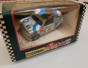 CORGI MINI MANIA 1:36 scale Model Mighty Mini Racing