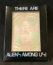 1991 FANTASMA OUTSIDERS REPORT THERE ARE ALIENS AMONG US 8 CARDS FACTORY SEALED