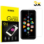 3-Pack Khaos For Palm Phone Tempered Glass Screen Protector