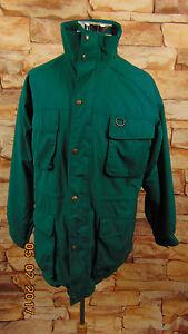 VTG Eddie Bauer  Men's Outfitter Wool Lined Mountain Parka Sz L