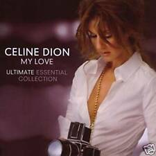 Celine Dion/my love-Ultimate Essential Collection * NEW & SEALED 2cd * NOUVEAU *
