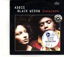 (DR174) Addis Black Widow, Innocent - 1995 DJ CD