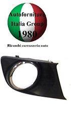 GRIGLIA PARAURTI ANTERIORE DX C/FENDI ALFA ROMEO 159 05> DAL 2005 IN POI
