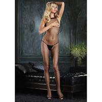 tutina Bodystocking Aperta tuta SEXY Lingerie hot shop intimo donna erotico rete