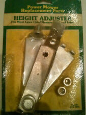Power Mower Replacement parts Height Adjuster Fits Chief 1984 & later Mowers