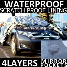 2011 AUDI Q7 WATERPROOF CAR COVER w/MirrorPocket