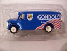 CAMION MAN VAN GONDOLO PARIS LE BISCUIT CORGI miniature de collection 1/43? 1/50